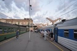 moskou-treinstation