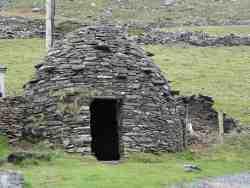 beehive-hut