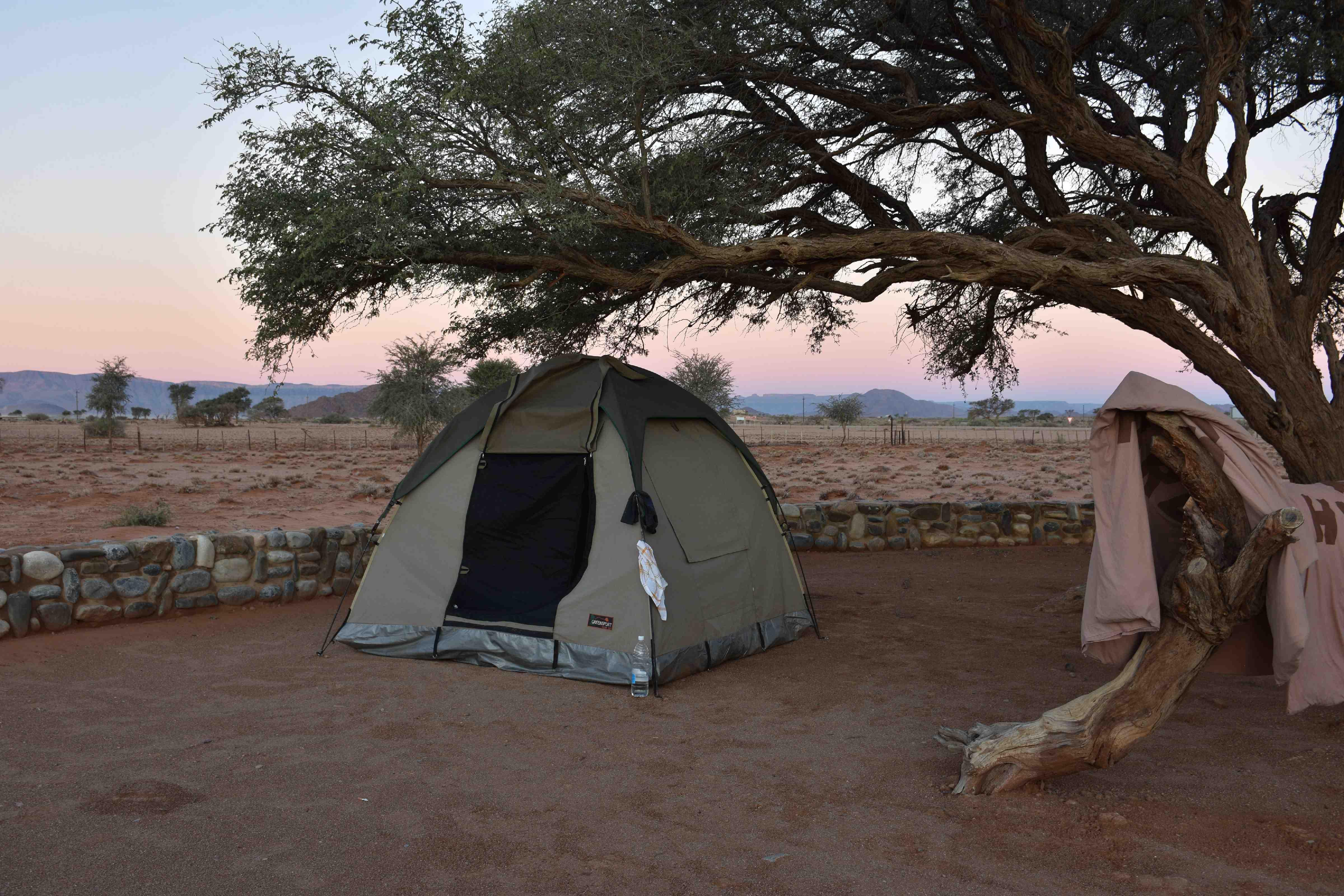Sesriem campsite