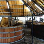 Wiskey stokerij op Isle of Arran