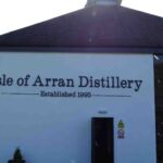 Wiskey stokerij op Isle of Arran