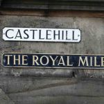 Roayl Mile in Edinburgh