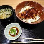 Yummie diner in Mt Koyasan