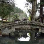 Japanse tuin in Takayama