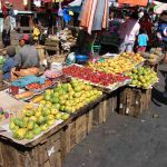 Markt in Antisirabe