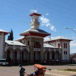 Treinstation van Antisirabe