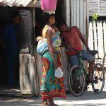 Vrouw uit Madagascar