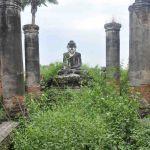 Tempel bij Mandalay
