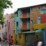 Wijk Boca in Buenos Aires