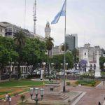 Plaza des Armas in Buenos Aires