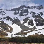 Gletsjer in Ushuaia