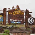Bye bye Hyacinten in El Chaltén
