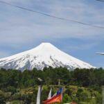 Villarrica vulkaan bij Pucón