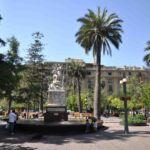 Plaza des Armas in Santiago de Chile