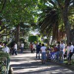 Plaza des Armas in Antigua