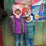 Kinderen in Nebaj