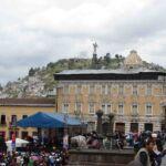 Plaza des Armas in Quito