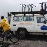 Mountainbiken op de Cotopaxivulkaan