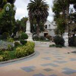 Plaza des Armas in Saquisili