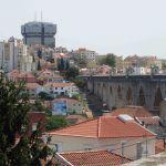 Aquaduct in Lissabon