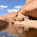 Spitzkoppe rock pool